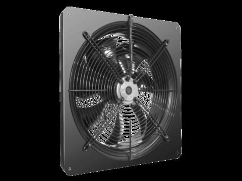 Вытяжной осевой вентилятор AXW 450-B-4E