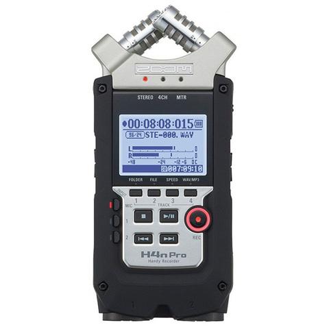 Zoom H4nPro ручной рекордер-портастудия
