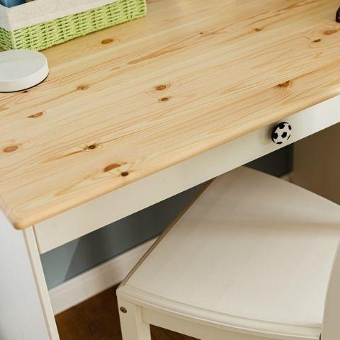 Письменный стол из массива Кидс 7