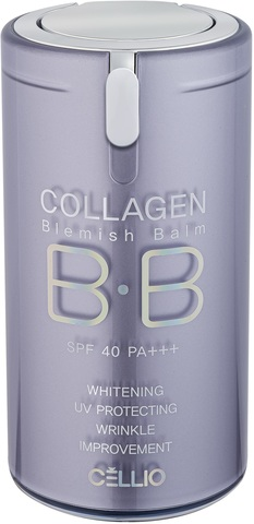 CELLIO COLLAGEN BLEMISH BALM ББ крем №23 40мл (*144)
