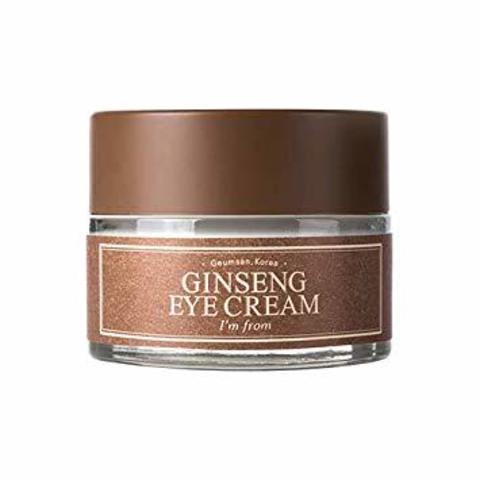 Купить I'm From Ginseng Eye Cream - Крем для глаз с  женьшенем
