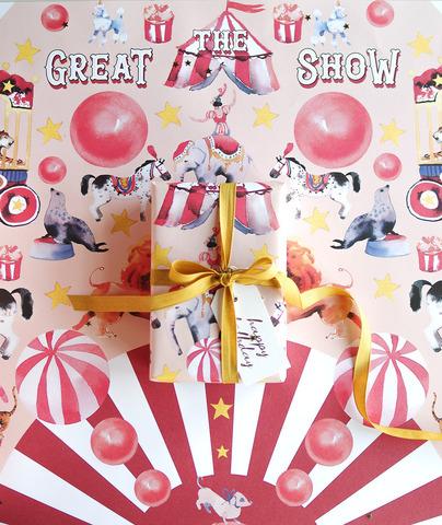 Бумага Circus