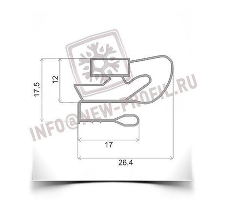 Уплотнитель для холодильника Минск-128 КШД 300/115 х.к 705*560 мм(009)