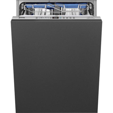 Встраиваемая посудомоечная машина Smeg STL323BL