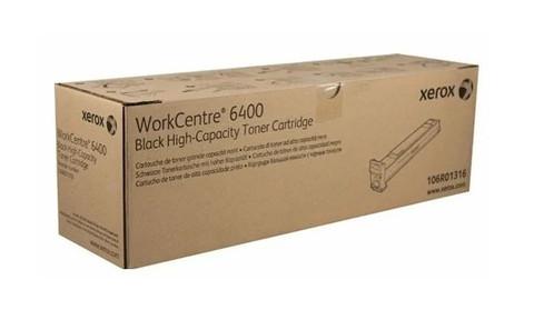 Картридж Xerox 106R01316 черный
