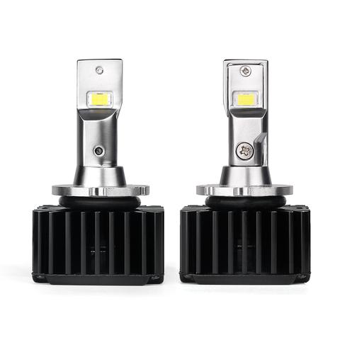 Автомобильные светодиодные лампы D1S/R LP-ZD, 85V, 35W, 4200lm, 2 шт