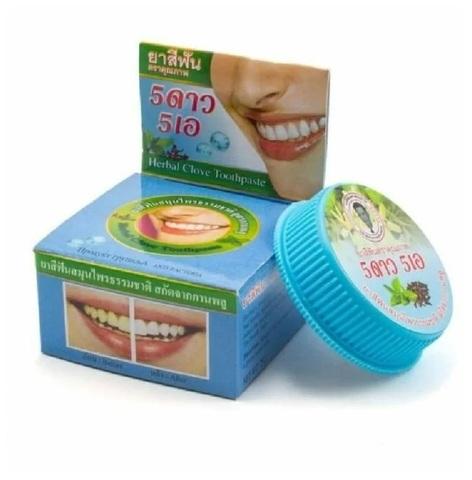 Антибактериальная зубная паста 5 Star Cosmetic с отбеливающим эффектом 25 гр