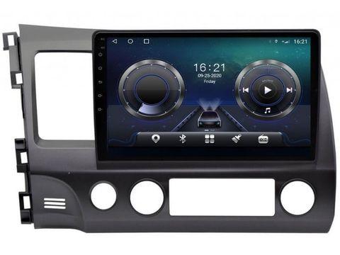 Магнитола для Honda Civic 4D (06-11) Android 10 6/128GB IPS DSP 4G модель CB-3045TS10