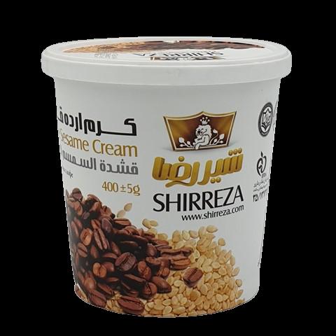 Кунжутный крем с кофе, Shirreza, 400 г