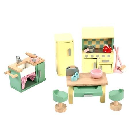 Кукольная мебель Бутон розы Кухня, Le Toy Van