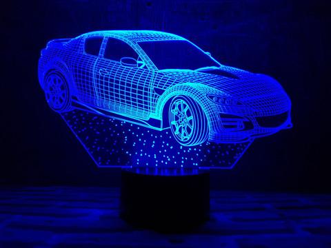 Светильник Мазда (Mazda)