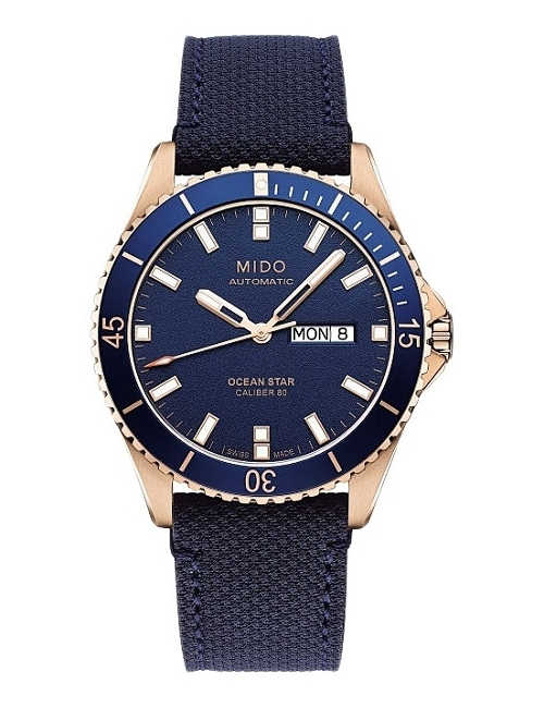 Часы мужские Mido M026.430.36.041.00 Ocean Star Captain