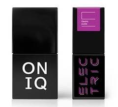 Гель-лак ONIQ - 154 Electric purple, 10 мл