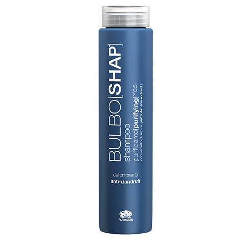 Farmagan Bulboshap: Очищающий шампунь от перхоти (Shampoo Deforforante Anti-Dandruff), 250мл