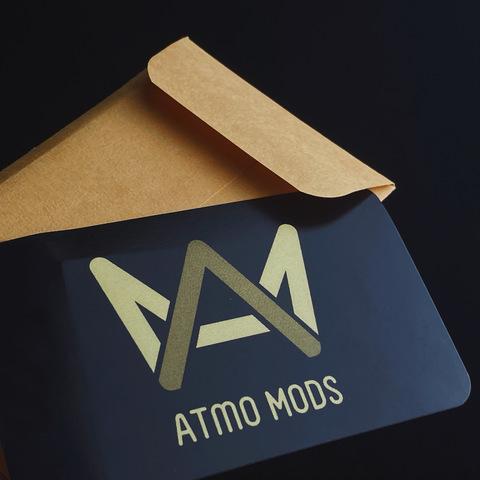 Doors for Billet Box by Atmo Mods