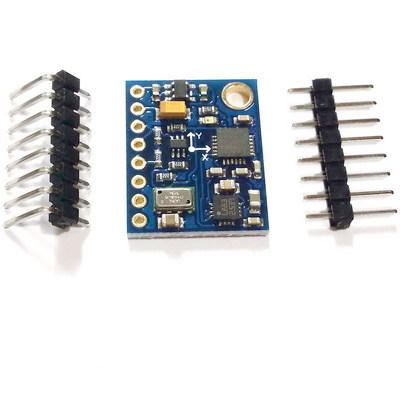 10-осевой сенсорный модуль GY-86 (MPU6050+HMC5883L +MS5611)