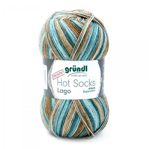 Gruendl Hot Socks Lago 01