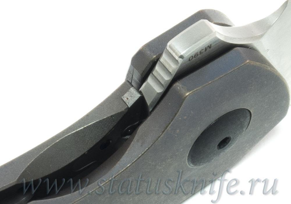 Нож CKF Бауги/Baugi (M390, титан) - фотография