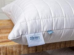 Подушка стеганая 68x68 «Camel Familie Wool»