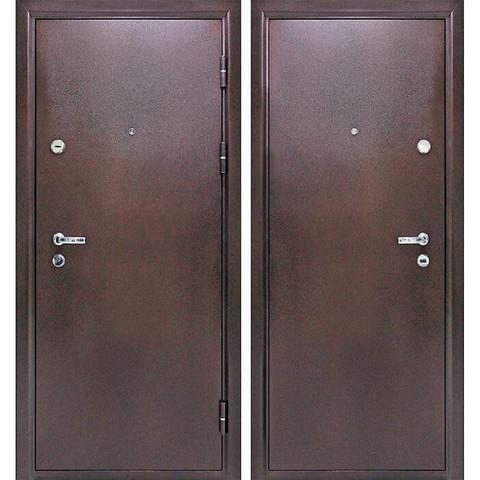 Входная дверь металл/металл
