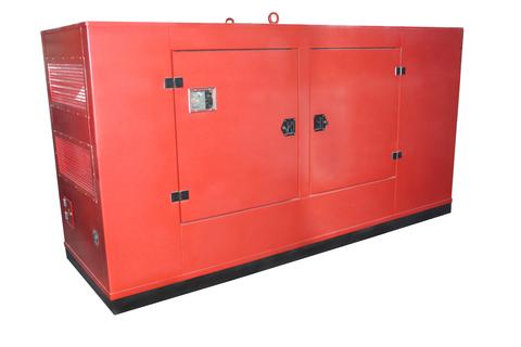 Кожух для дизельного генератора от 101 до 150 кВт