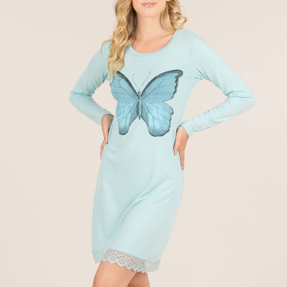 Женская ночная сорочка E20K-82X101