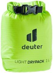 Гермомешок Deuter Light Drypack 1 citrus