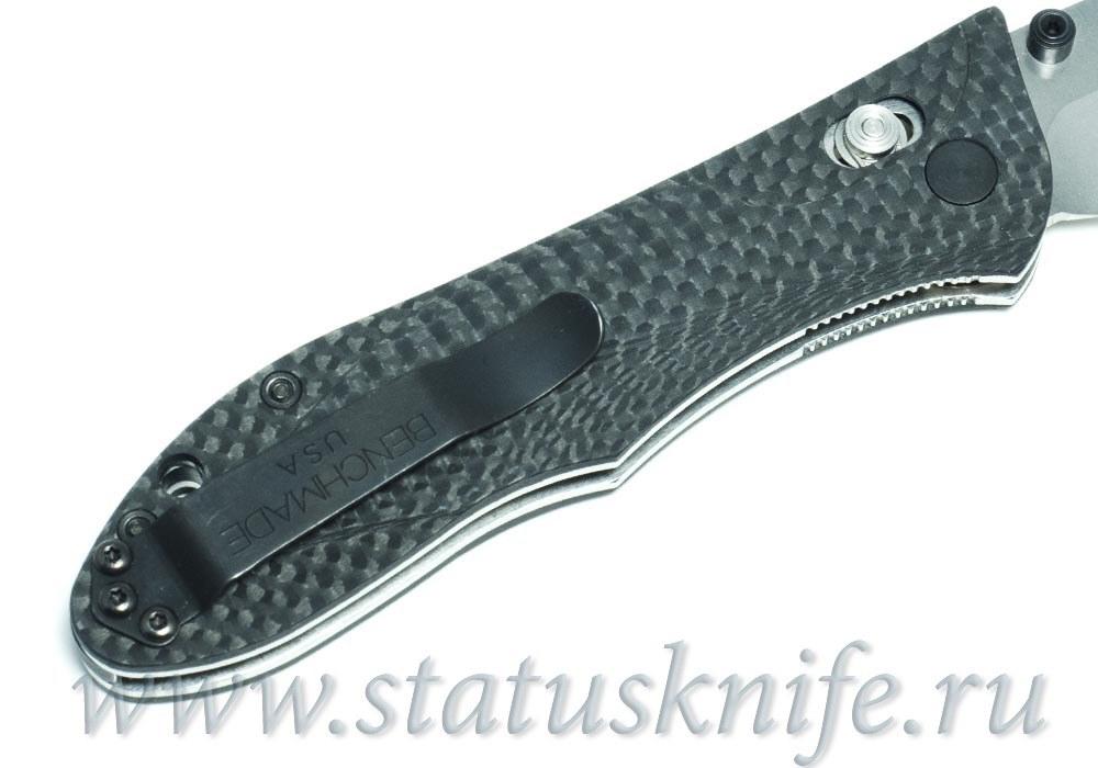 Нож BENCHMADE 730 CF D2 Ares Limited - фотография