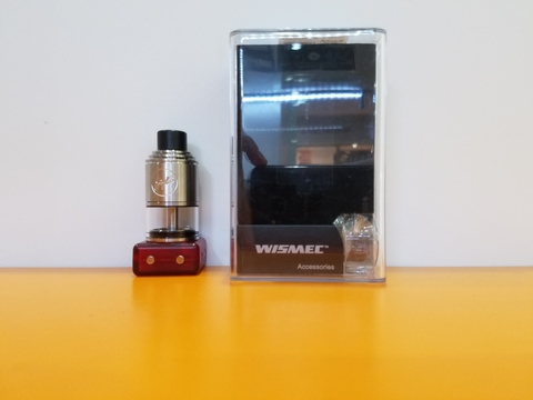 Дрипко-бак IndeReserve RDTA by Wismec 4.5ml
