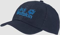 Кепка Jack Wolfskin Kids Baseball Cap night blue (49-55см)