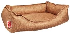 Лежанка для животных, Mr. Alex, мебельная ткань 45*35*17, микророгожка, прямоугольная Comfort  Plus №1