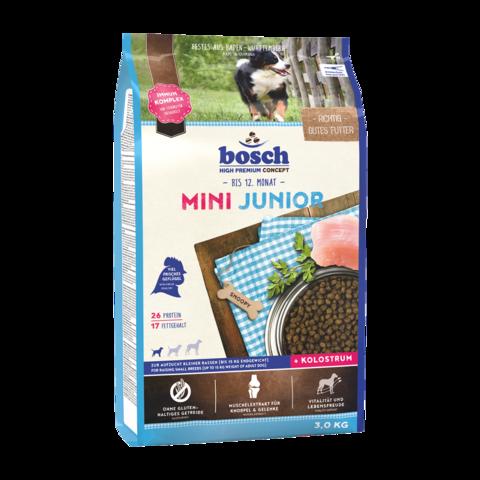 Bosch Mini Junior Сухой корм для щенков мелких пород