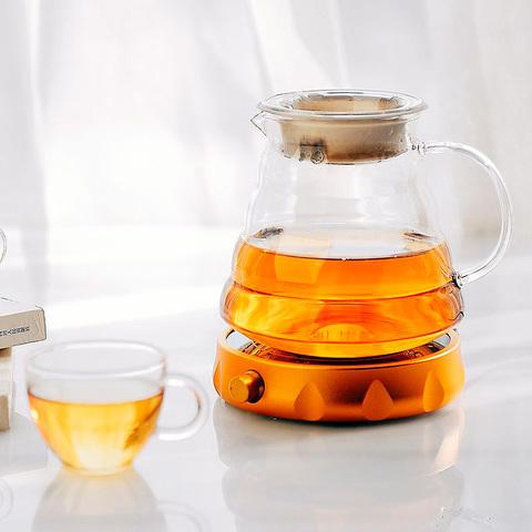 Сервировочный чайник из жаропрочного стекла 900 мл