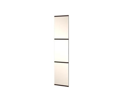Зеркало Сакура для шкафа 2-х дверный