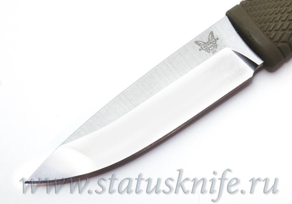 Нож Benchmade Puukko BM200 CPM-3V - фотография