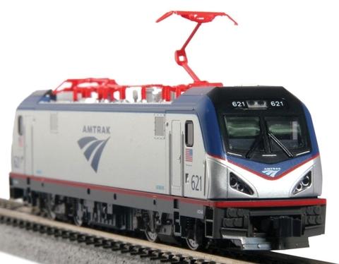 Электровоз Kato ACS-64 Amtrak