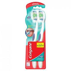 Зубная щетка промоупаковка COLGATE 360? 1+1 средн. FCN21684