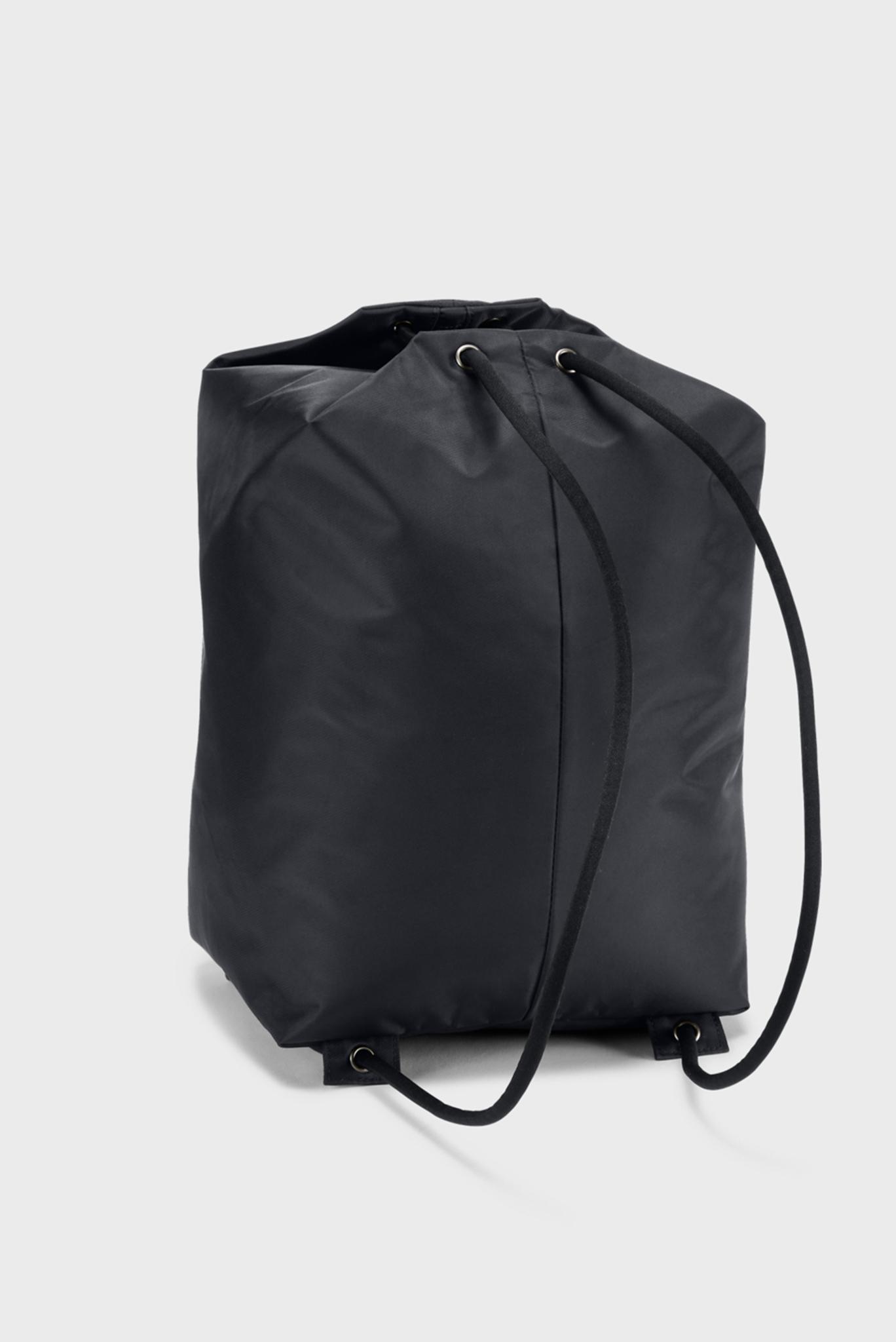 Женский черный рюкзак Essentials Sackpack Under Armour