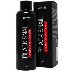 Тонер для лица BLACK SNAIL CREAMY TONER ALL IN ONE 200мл