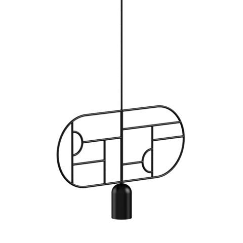 Подвесной светильник копия Lines & Dots LD03 by Home Adventures
