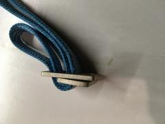 Двух составная пряжка для DANYMA 10-12мм 15kN