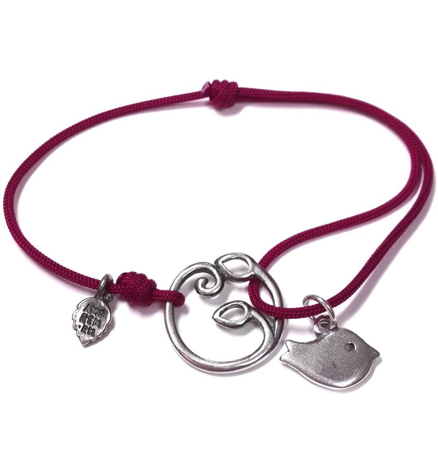 Sprout Bracelet, Sterling Silver