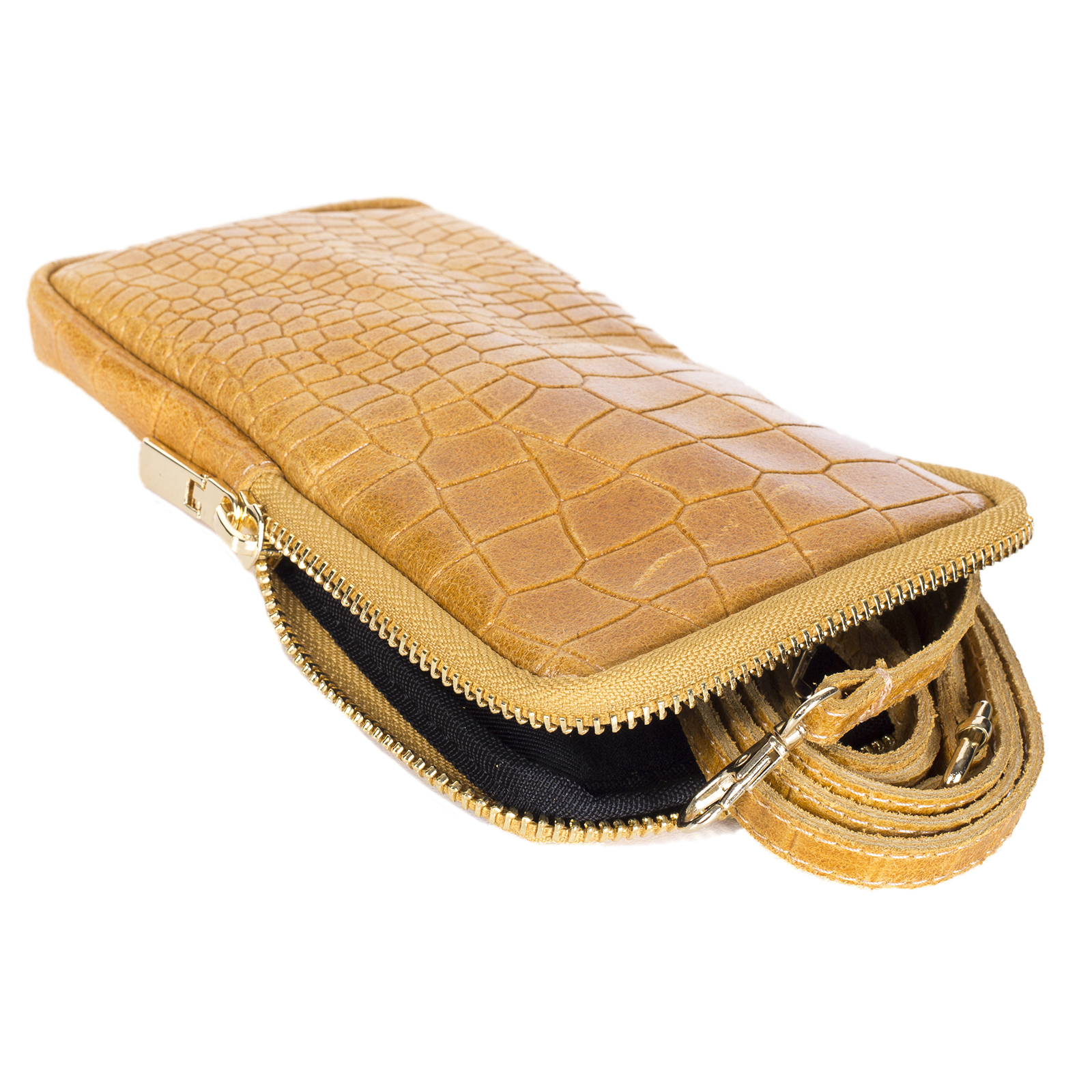 Mini bag, UNO, Abigail (горчица)
