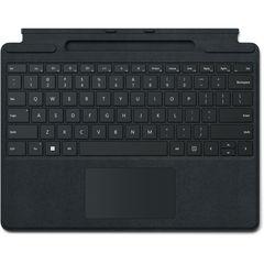 Клавиатура Microsoft Surface Pro Signature Keyboard Cover (Black), чехол-в-одном