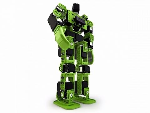 HOVIS Lite — конструктор андроидного робота Dongbu Robot