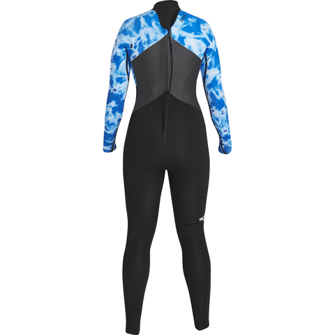 XCEL AXIS X 4/3 Full Suit Blue