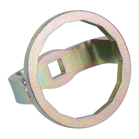 МАСТАК (103-44074) Съемник масляных фильтров, 74 мм, 14 граней, торцевой