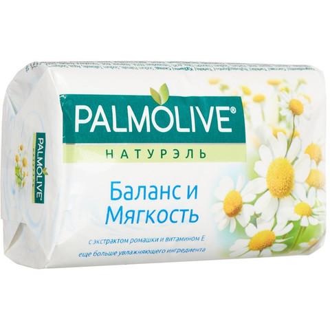 Мыло туалетное Palmolive Баланс и мягкость 90 г