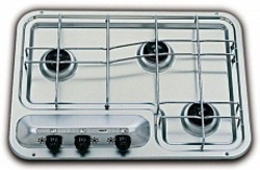 Варочная панель газов. DOMETIC SMEV PI913, 3 конф ( DOMETIC HB3370)