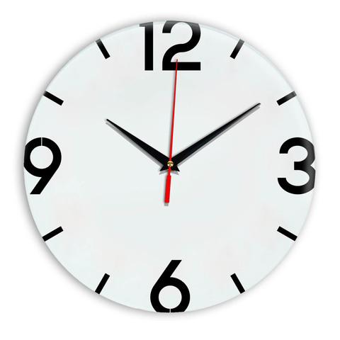 Настенные часы Ideal 941 белые